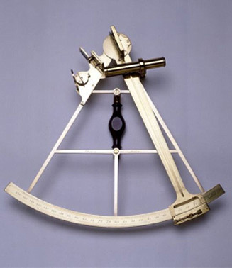 James Cook's sextant c. 1770