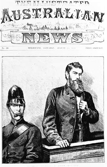 <em>The Illustrated Australian News</em>, C1880. Courtesy NAA