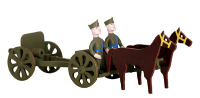 Model of The Artillery