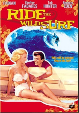 Ride the Wild Surf Film poster 1964