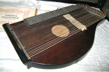Zither c.1900