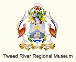 Tweed River Regional Museum logo