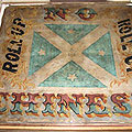 Lambing Flat Roll Up Banner c.1860s