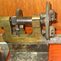Trial Bay Jewellers Lathe c.1858