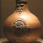Beardman Jug, 1656. Photograph Stephen Thompson