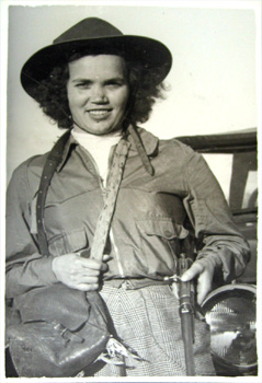 Rose Cetinich, Broken Hill, 1950
