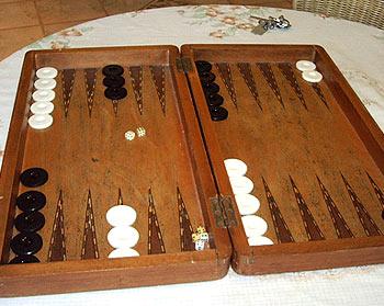 backgammon egypt