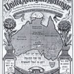 The newsletter of the United Aborigines Mission March 1938. Lapérouse Museum Collection