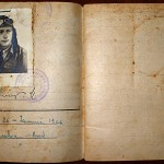 """I have carried this diary since I was a young boy in Romania. In it I have marked dates of interest and recorded my gliding in Romania."""