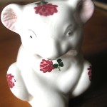 """My mother gave me this ceramic koala between 1958 and 1960 to remember my friends in England."""