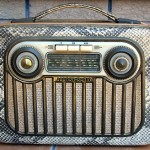 """I saved up and bought the Akkord transistor radio myself. It cost a lot of money. Akkord is the firm who made the first portable radios in Germany."""