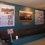 The hull on display at Berrima District Museum is Störtebeker. Berrima District Museum. Photograph Lyn Hall