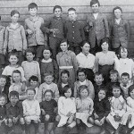 Lightning Ridge School 1916. Lightning Ridge Historical Society