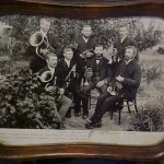 Jindera Brass Band, c.1880-1910. Courtesy of the Museum of the Riverina