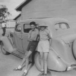 The Job Family migrated from Germany to the Riverina area of NSW in the 1950s and prospered in multicultural Australia. Courtesy Museum of the Riverina