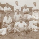 Rottnest Island Football Club, 1915. Courtesy National Archives of Australia