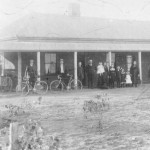 Wendt Family, Trungley Hall, NSW, c.1900. Courtesy of the Museum of the Riverina