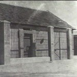 Holsworthy Internment Camp Gaol, c1915. Courtesy Australian War Memorial
