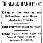 New York Times, 11 June 1916. Courtesy New York Times