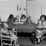 Family quarters at Bathurst Migrant Camp 1951. Courtesy National Archives of Australia