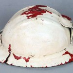 Snowy Mountains Authority hard hat, c. 1953 - 1954