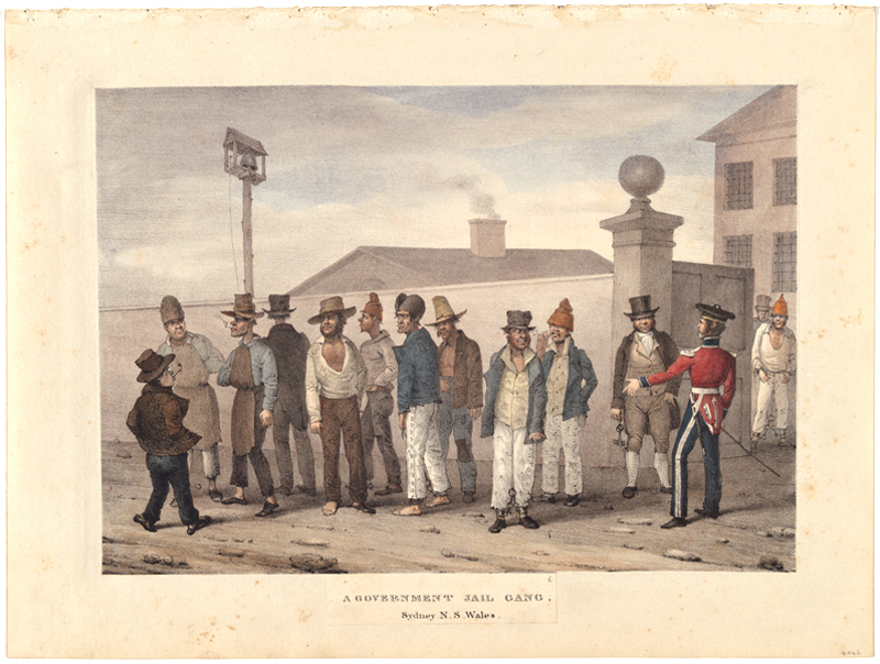 convict life and punishments in australia essay Start studying yr9 t2 history - movement of peoples (1750-1901) refused to take any more convicts, and punishment by hanging was not convicts made a good life.