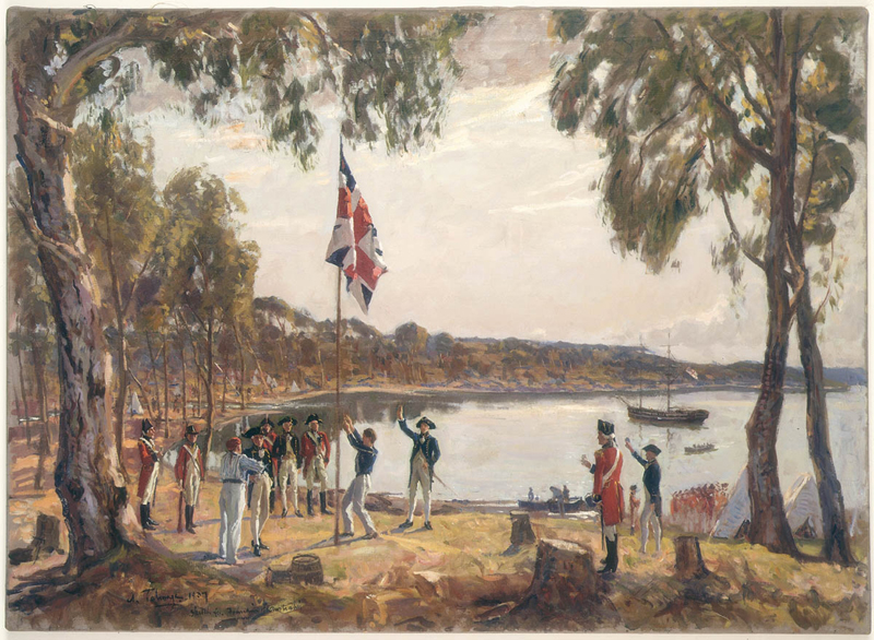 the australias discovery of the gold and the colonys population in 1950s society Information about the australian people can be discovered on australiagovau  pushed out the boundaries of the new settlement and by the end of the 1850s there were six separate.