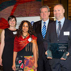 Building Inclusive Communities Award, 2012