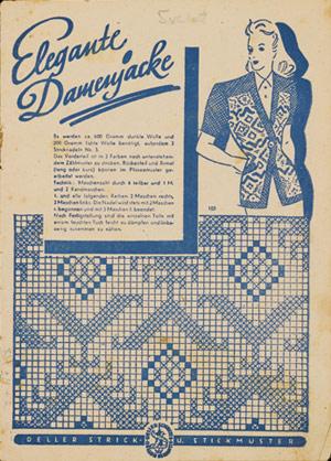 Knitting Pattern Paper : Our new home - Meie uus kodu : Estonian-Australian Stories